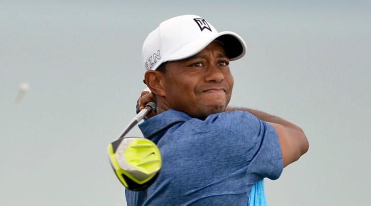 Golf, Tiger Woods operato alla schiena, tornerà nel 2018