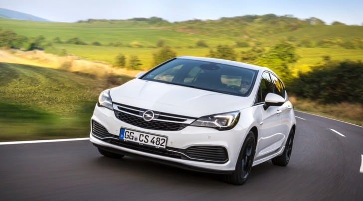 Opel Astra OPC Line, la prova della biturbo