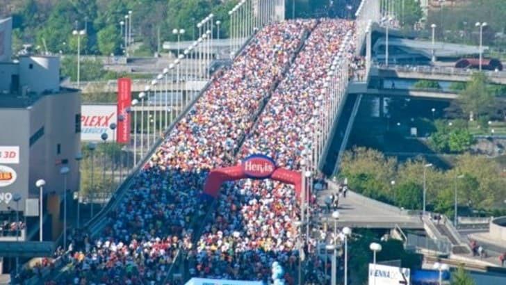 Maratona di Vienna, il record è di un'italiana