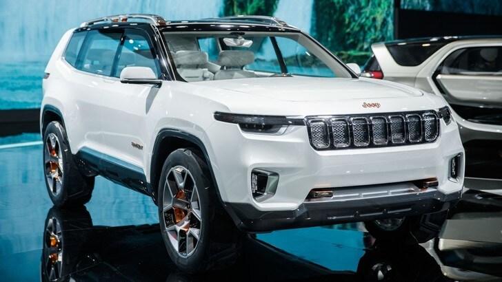 Jeep Yuntu, il futuro passa per la Cina