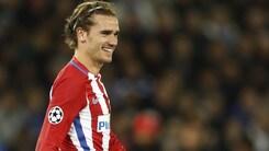 Liga: Espanyol ko, all'Atletico basta un gol di Griezmann