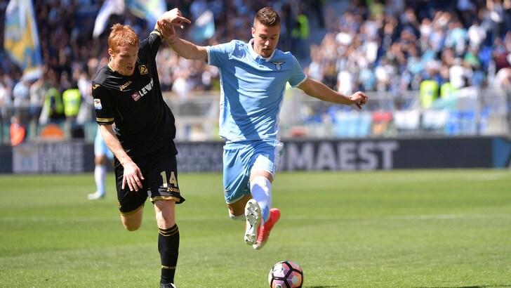Serie A Palermo, lesione ai legamenti per Gazzi
