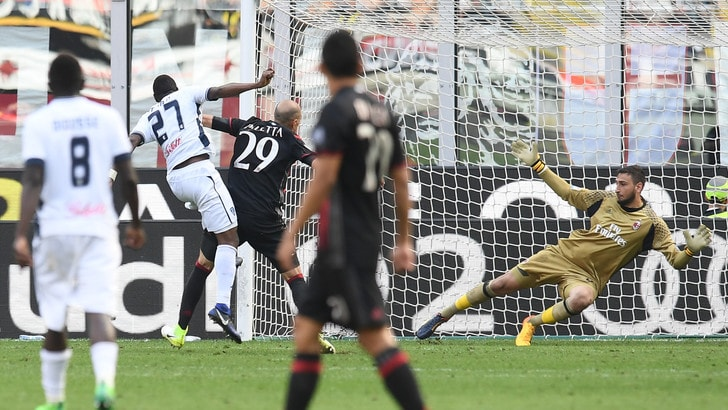 Serie A Milan-Empoli 1-2, il tabellino