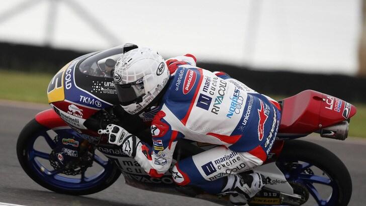 Moto3, Jerez: pole di Martin, Fenati terzo