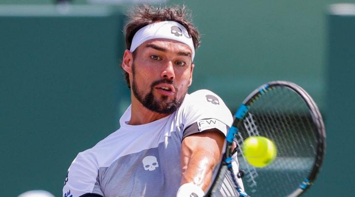 Tennis, Ranking Atp: Fognini miglior italiano, Murray primo assoluto