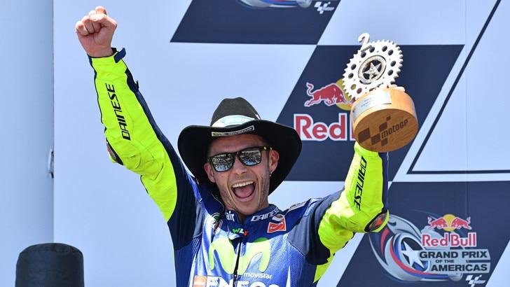MotoGp, Rossi mondiale: il titolo ora è a 3,00