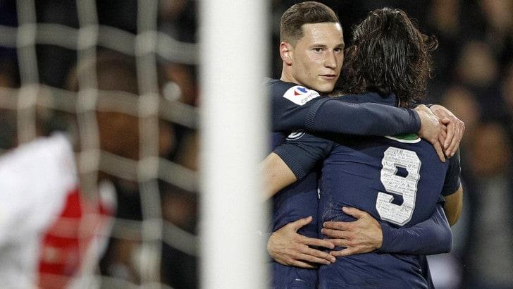 Il Monaco-2 è imbarazzante: goleada Psg, 5-0 e finale