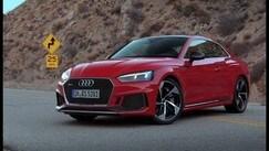 Audi RS5, la nuova top di gamma