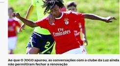 «Benfica-Tavares, fumata nera: sfida Juve-Inter per il cugino di Sanches»