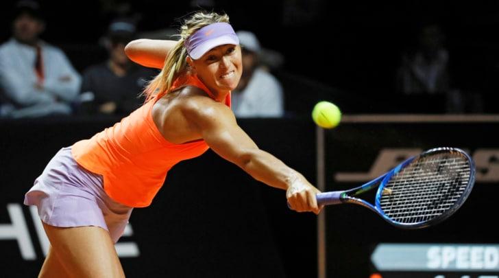 Sharapova ancora avanti: in semifinale a Stoccarda