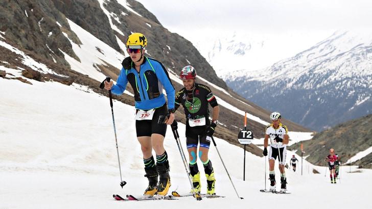 Mtb, corsa, ski-alp per la Ötzi Alpin Marathon in Alto Adige