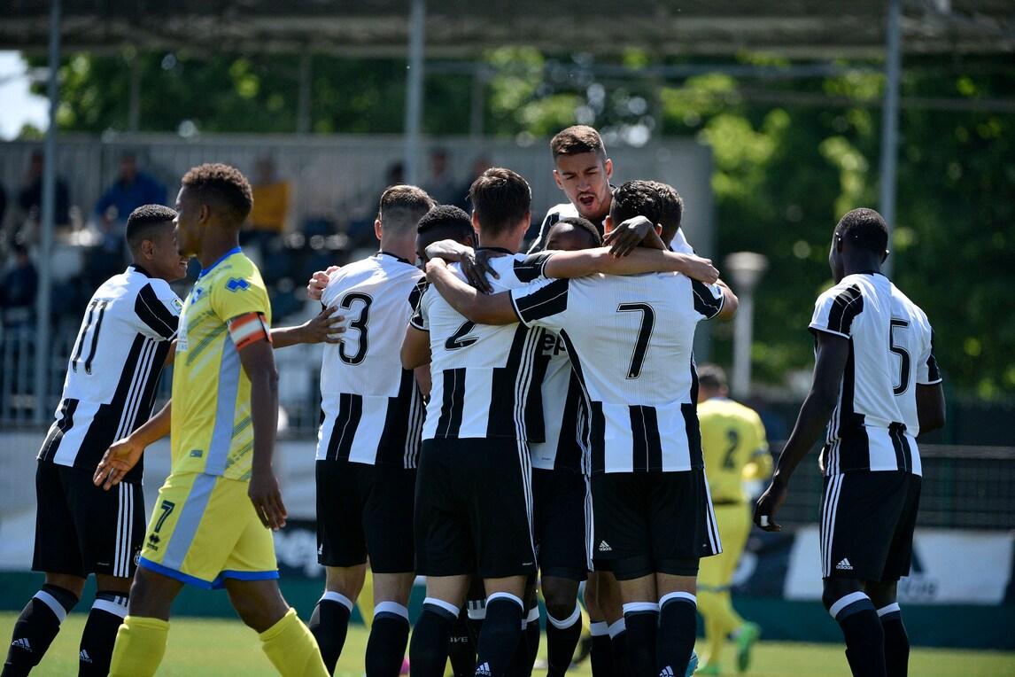 Primavera, Juventus-Pescara 5-1: le immagini della partita