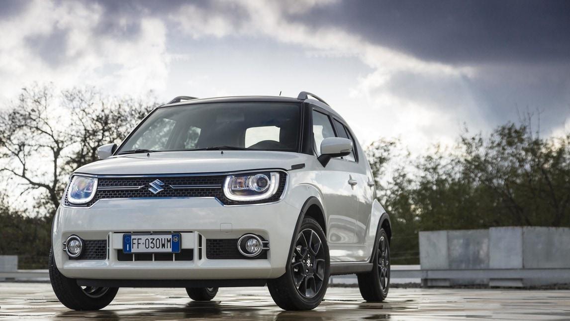 Suzuki Ignis Hybrid iTop: la prova su strada