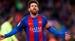 Liga, Barcellona-Osasuna 7-1: Mascherano, primo gol in 7 anni. Il Real ne fa sei: segna Morata