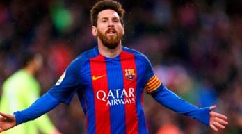 Liga, Espanyol-Barcellona: la doppietta di Messi a 2,55