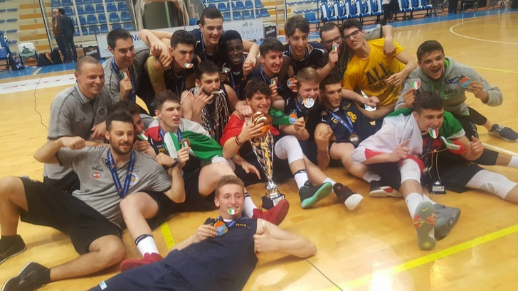 Under 20, PMS Moncalieri campione d'Italia: battuta la Virtus Bologna