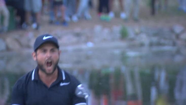 Volvo China Open, vince Levy ai playoff