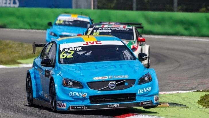 WTCC, Monza si chiude nel segno della Volvo