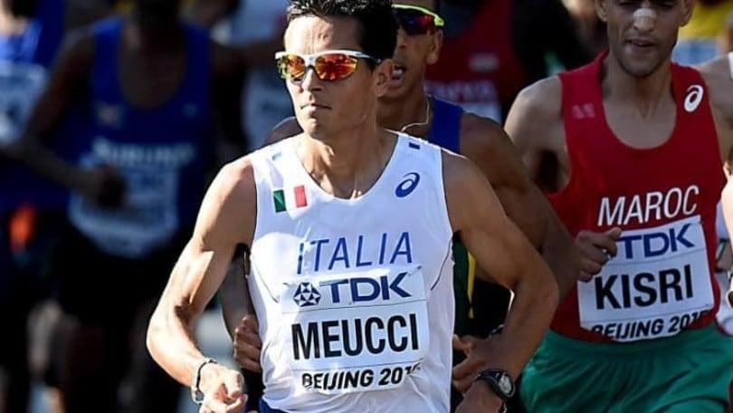 Daniele Meucci: successo e mondiali