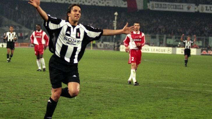 Champions League, Cristiano Ronaldo eguaglia il record di Del Piero