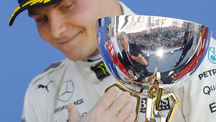 F1, Bottas: «Vincere per la prima volta è speciale»