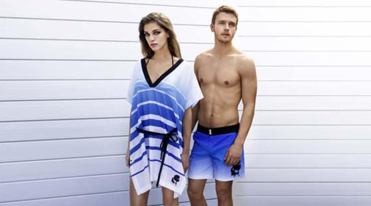 Karl Lagerfeld e Vilebrequin. La capsule collection d'a-mare del 2017