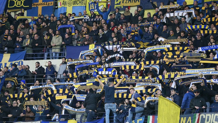 Hellas Verona, annunciato ricorso contro la chiusura della curva