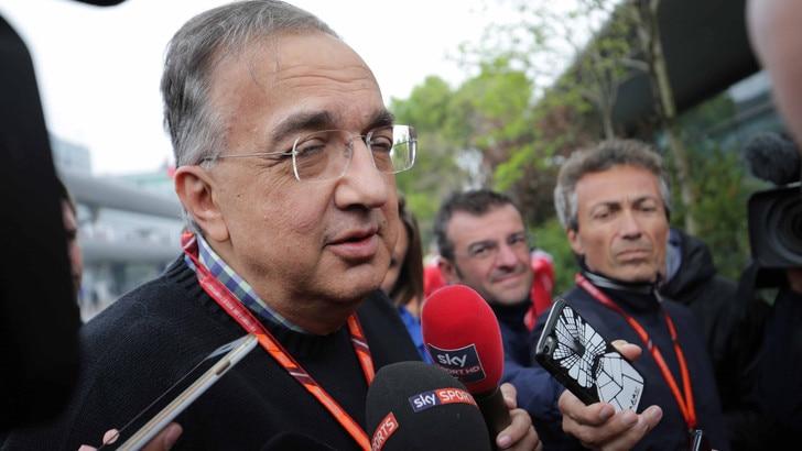 F1 Ferrari, Marchionne: «Storica doppietta, gara emozionante»