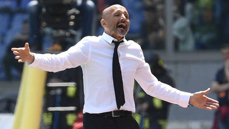 Roma | Spalletti: «La Juventus ha fatto un altro campionato»