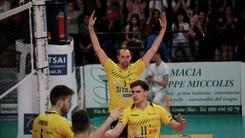 Castellana Grotte domina la finale 3 con Spoleto e vede la Superlega