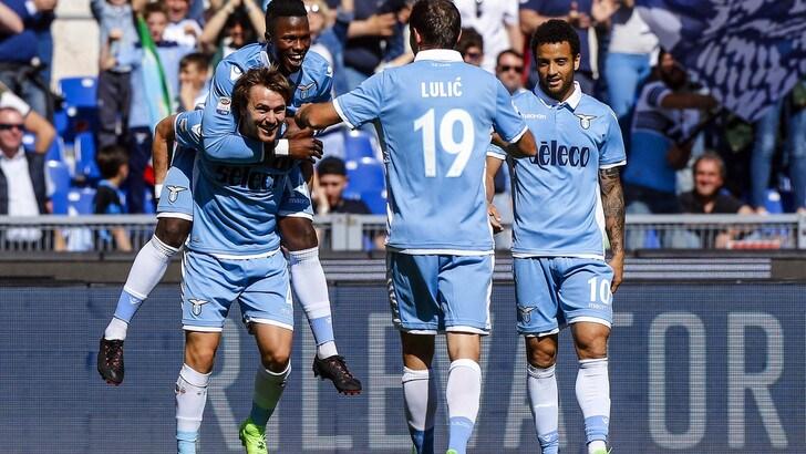 Serie A Lazio-Sampdoria 7-3, il tabellino