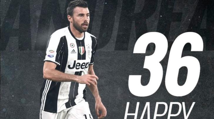 Barzagli compie 36 anni, i bellissimi auguri della Juventus