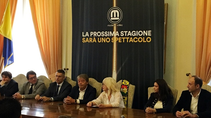 Modena riparte con Radostin Stoytchev e Giulia Gabana vice presidente