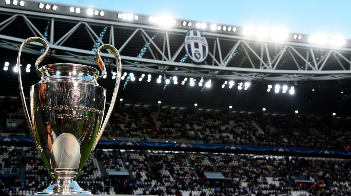 Champions League, intanto la coppa è già di casa allo Juventus Stadium...