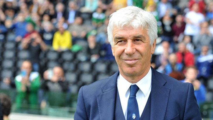 Serie A Atalanta, Gasperini rinnova fino al 2020