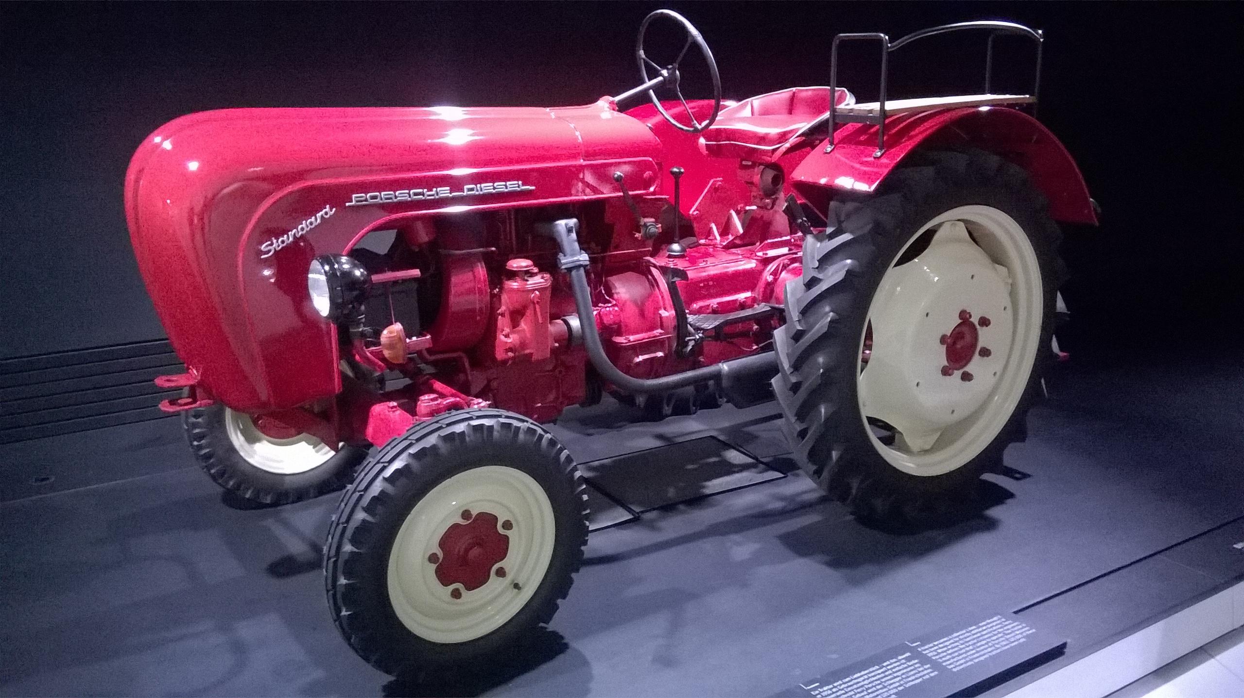 Porsche Museum, vale un viaggio in Germania