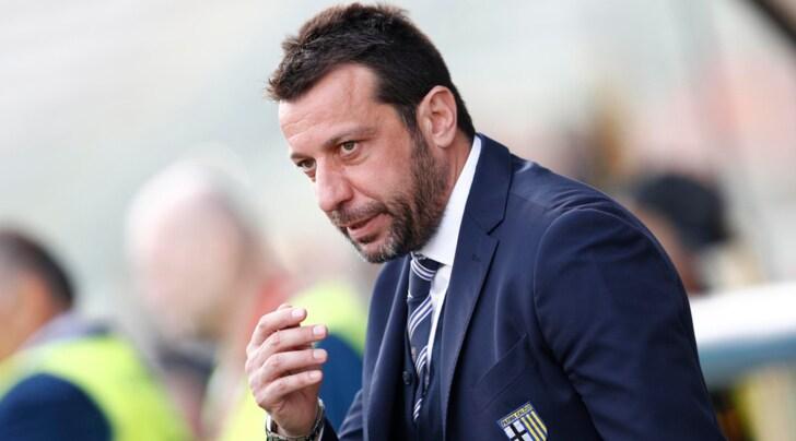 Lega Pro Parma, D'Aversa: «Il merito è tutto della squadra»