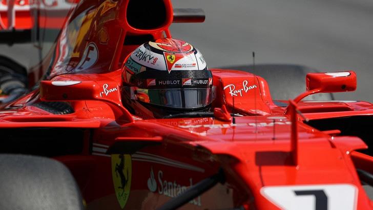 Hamilton in pole, Vettel in prima fila
