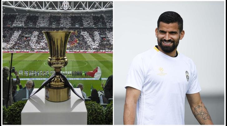 Coppa Italia: Salas ambasciatore finale