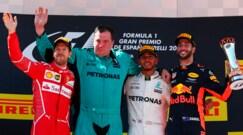 F1 Montmelò: Hamilton-Vettel, che battaglia! Ma vince la Mercedes