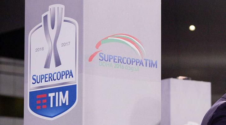 Supercoppa italiana 2017: quando si giocherà la finale?