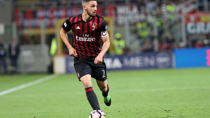 Milan, stagione finita per De Sciglio