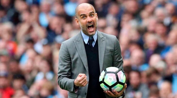 Manchester City, Guardiola: «In un grande club sarei stato cacciato»