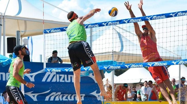 Ivan Zaytsev guest star della Mizuno Beach Volley Marathon 2017