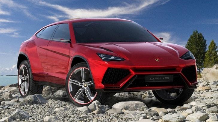 Il primo SUV della storia Lamborghini avrà 650 CV