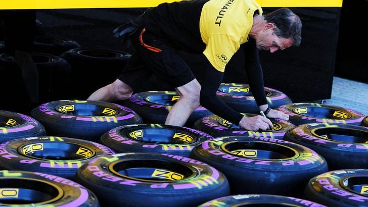 F1, Pirelli: le scelte dei piloti per Monaco