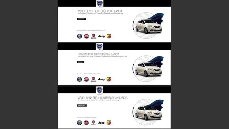 Lancia chiude in Europa, la Ypsilon rimane disponibile solo in Italia