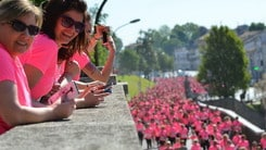 Treviso in Rosa e Race for the Cure a Roma, le corse per le donne