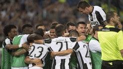 Juventus, la strada per la coppa