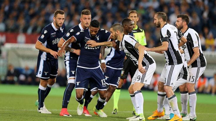 Lazio, c'è ottimismo per il recupero di Parolo in vista della finale